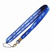 Promotional Woven Lanyard, Customized, Available in Any Color
