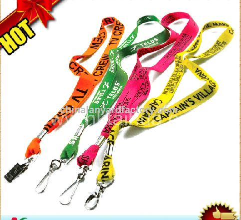 Design Your Own Lanyard / Printed Lanyard