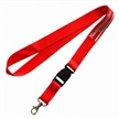 Polyester Neck Lanyard, High Strength, Good Impact Resistance and Not Easy to Fracture