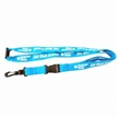 Cotton Screen Printed Lanyard, Various Colors are Available