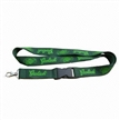 Promotional Cotton Lanyard with Black Buckle